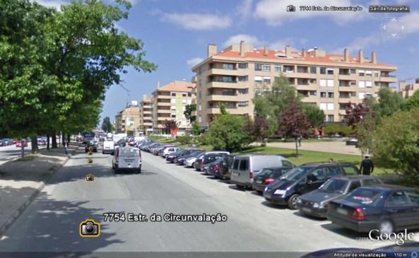 Google Street View Porto Circunvalação