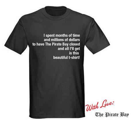 TPB shirt
