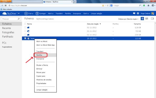 Como trabalhar com vários utilizadores no mesmo documento Word (imagem 1)